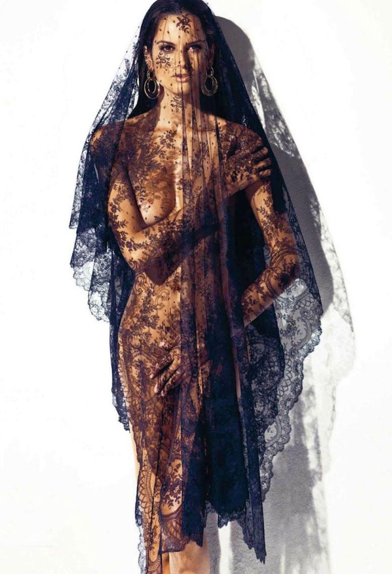 модель Изабель Гулар / Izabel Goulart, фотограф Nico