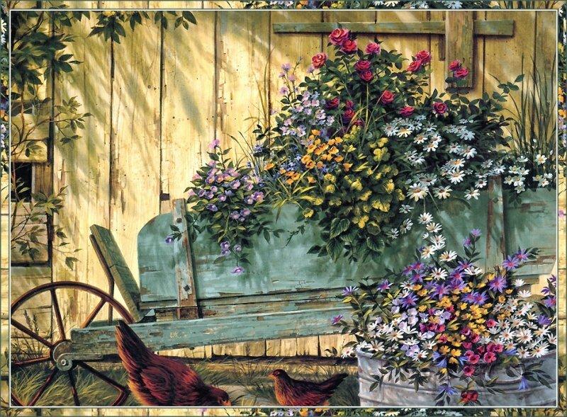Картины художника Michael Humphries(Майкл Хамфрис)