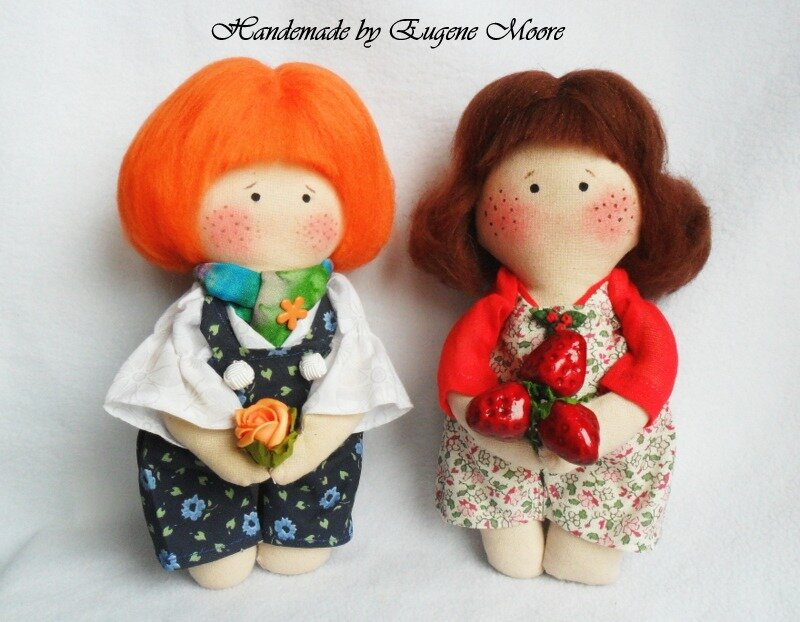куклы малышки