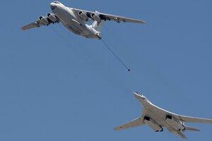 Ил-78 и Ту-160