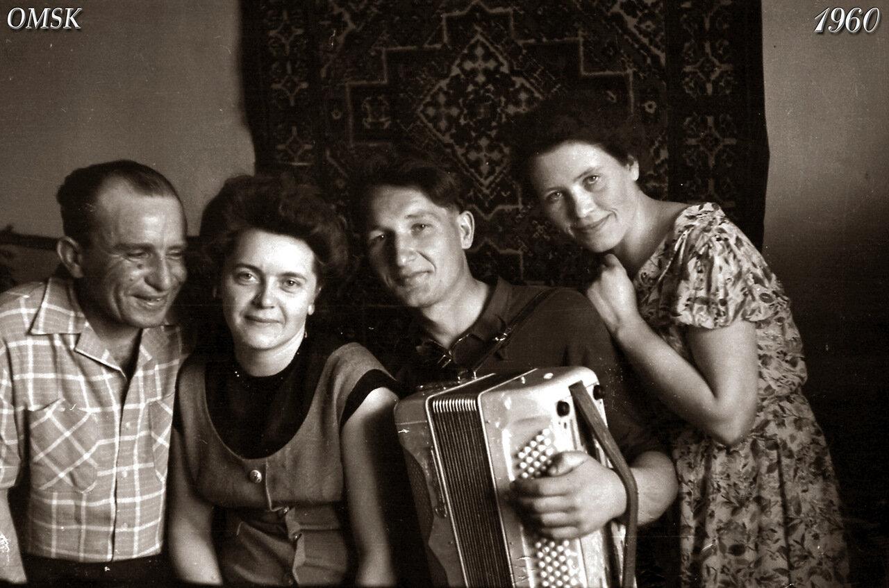 1960. Первомай.