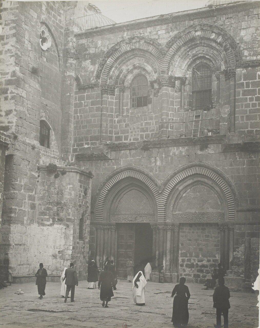 Палестина. Иерусалим. Храм Гроба Господня