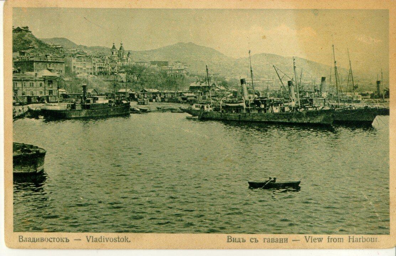 Вид с гавани