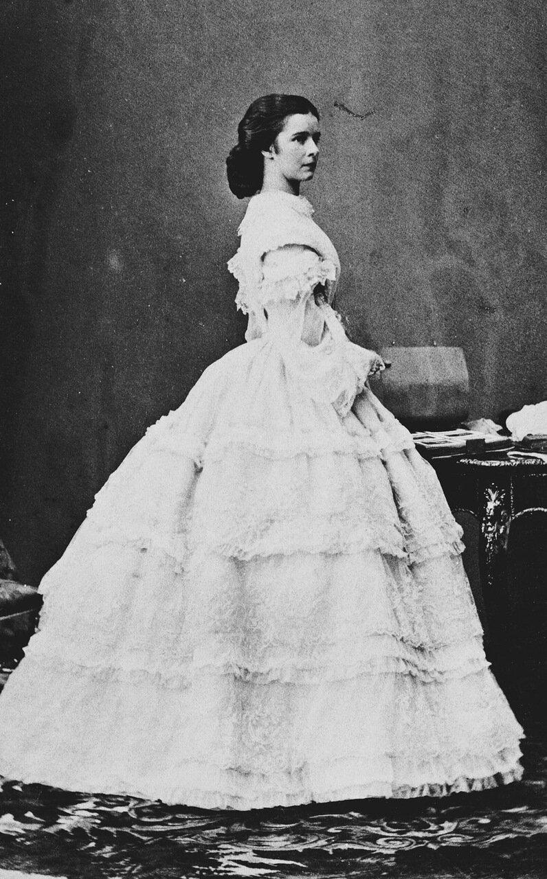 Елизавета (?), 1861 г.