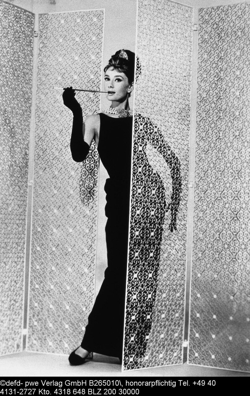 Audrey Hepburn (Personenfotos)