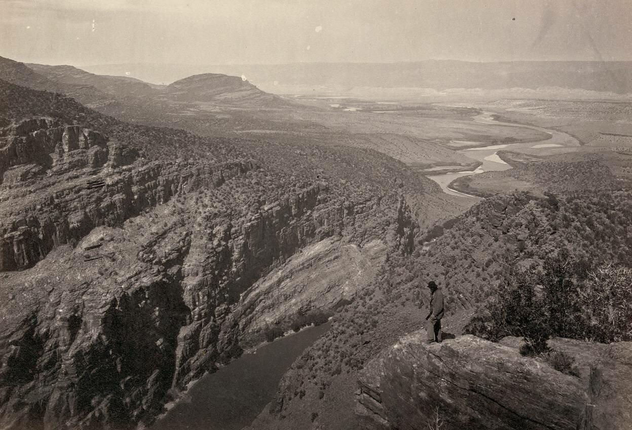 Парк Браун, Колорадо, 1872 г.