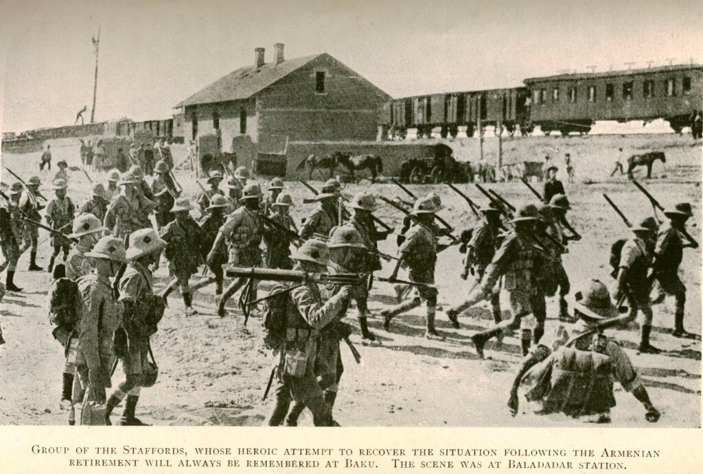 Северные стаффордцы по пути на Баку