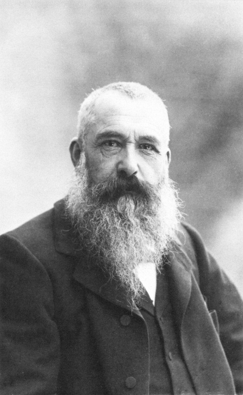 Оска́р Кло́д Моне́,1899 г.