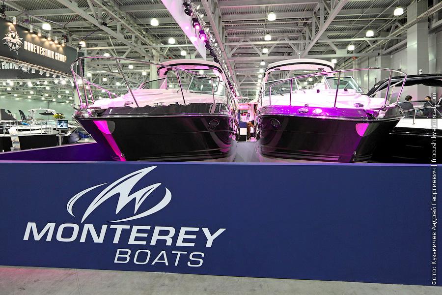 «Monterey Boats 295 SY» и «Monterey Boats 275 SY»