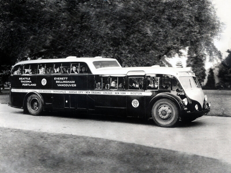 Kenworth Aluminum Bus '1935–36