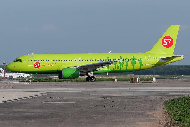 Airbus A320-214 (VQ-BPL) S7 DSC0565
