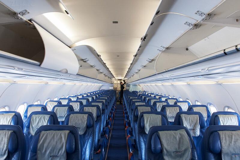 Airbus A320-214 (VP-BKC) Аэрофлот D706241