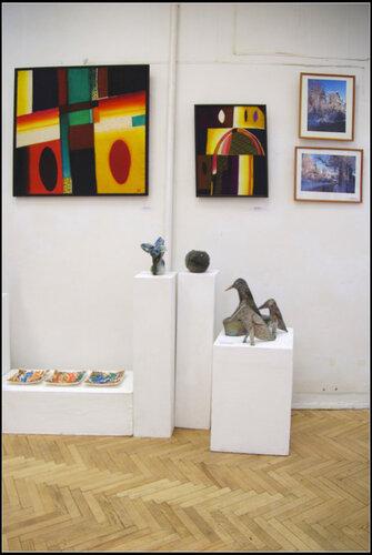 Выставка «Весна 2013» . ВЦСПбСХ.