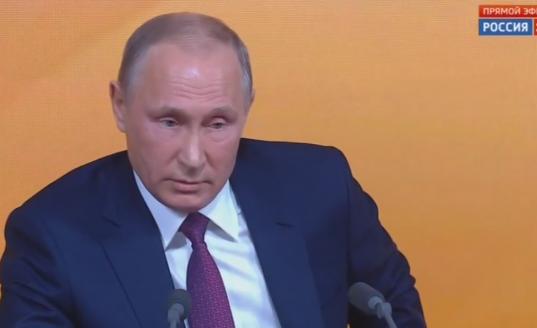 Путин: задолженность по налогу на условный доход будет списана в ближайшее время