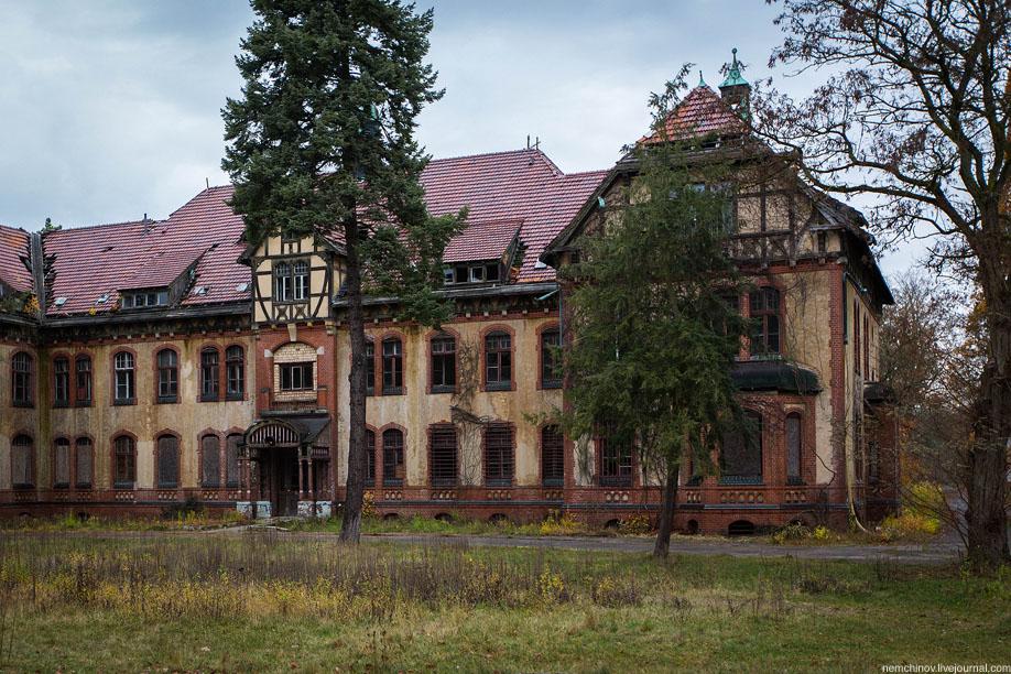 госпиталь Белиц-Хайльштеттен