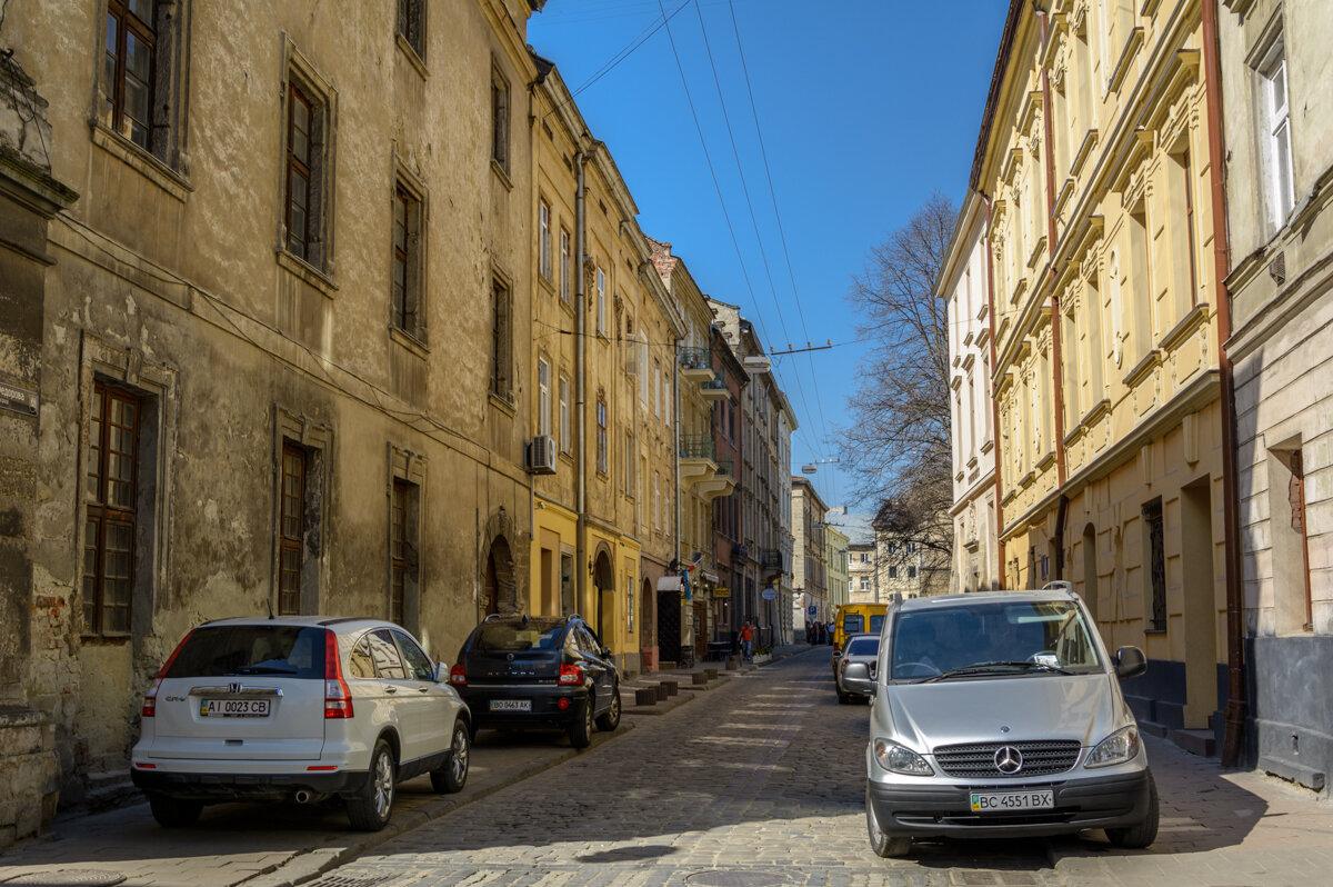 Львовские улочки