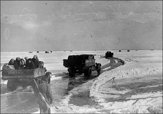Ленинград блокада СССР войнв