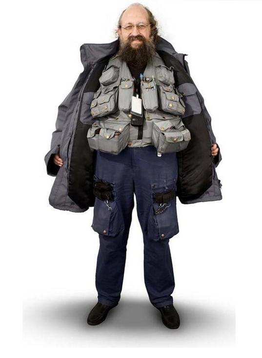 Что у Вассермана в карманах