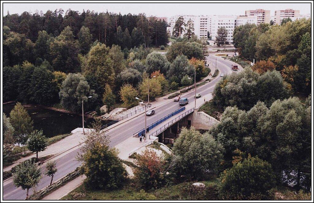 маслихинский мост