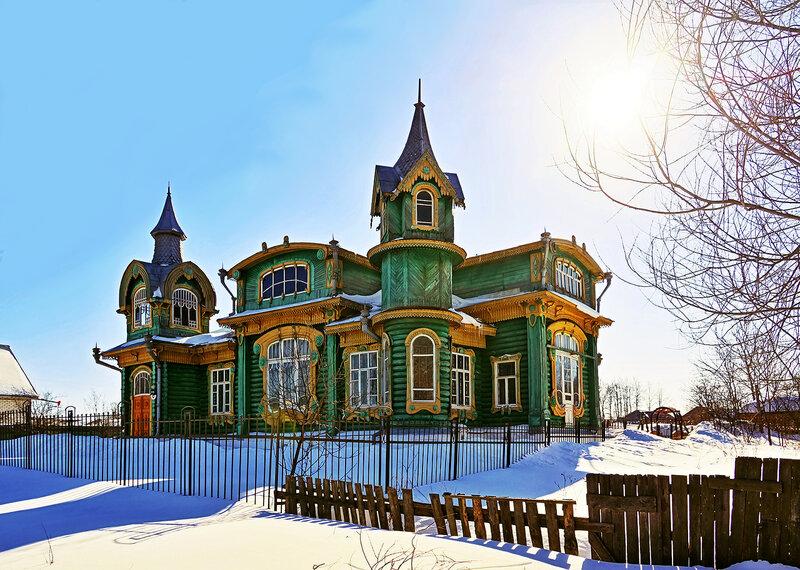 Сказочный домик
