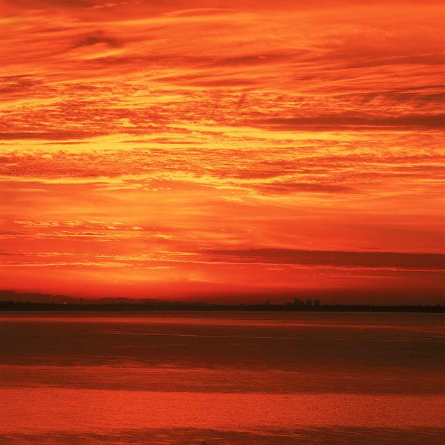 Невероятные фотографии восхода солнца