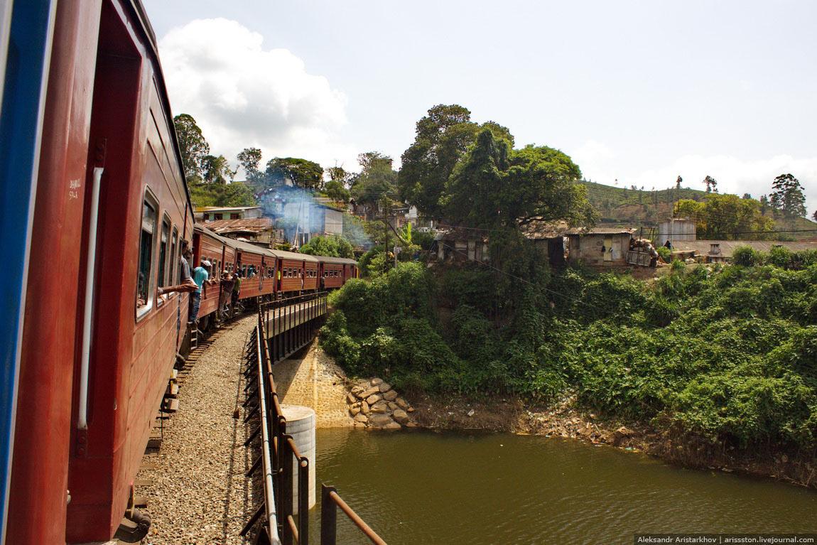 Шри-Ланка_Как угнать поезд_11