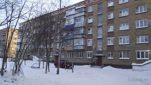 Фото города Инта №2993  Куратова 38 и 40 01.02.2013_13:05