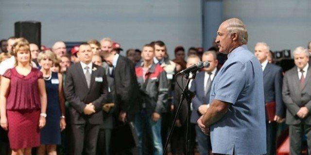 Лукашенко рассчитывает, что его дети будут жить в Беларуси