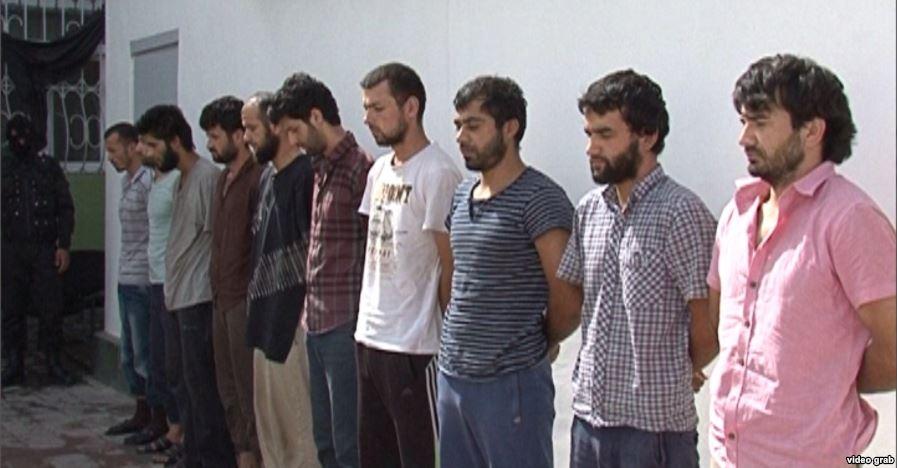 ВНуреке задержаны десять пропагандистов «Исламского государства»