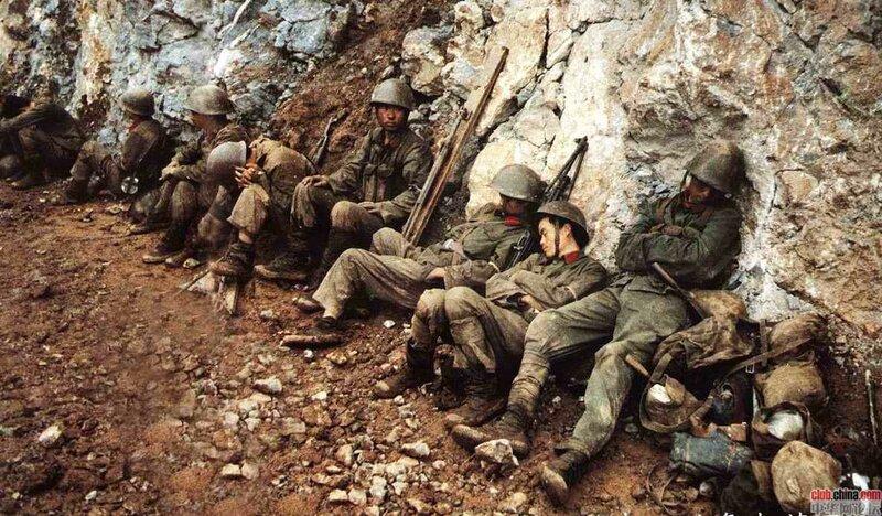 Вьетнамо-китайские войны 1979, 1984