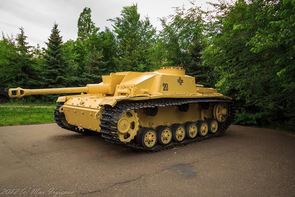 Штурмовое орудие Stug 40 Aust.G