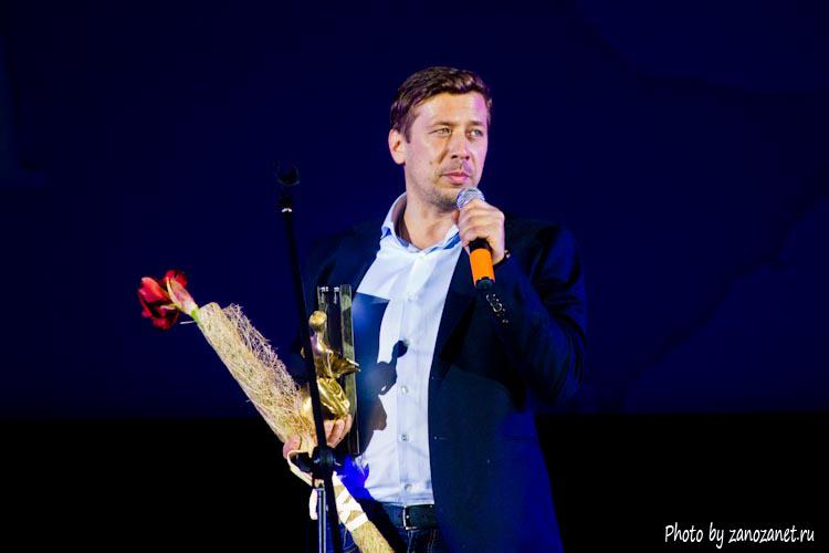 Андрей Мерзликин. Церемония закрытия фестиваля Святая Анна 2013.