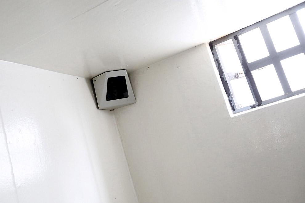 9. Этот тоннель ведет из душевой камеры Коротышки к заброшенному зданию. (Фото Edgard Garrido |