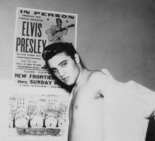 Малоизвестные факты об Элвисе Пресли