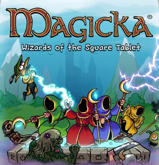 Magicka [v1.3.2, RPG, iOS 6.1, RUS]