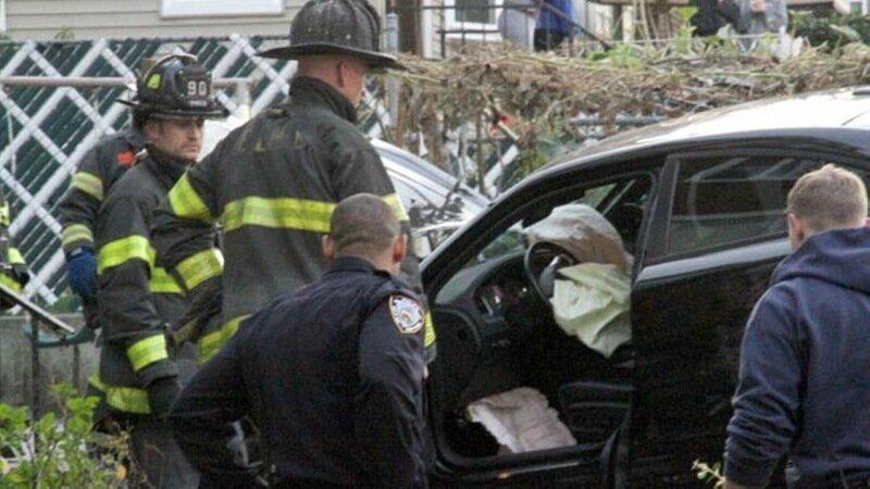 Водитель в США счел раненную в ДТП девочку розыгрышем на Хэллоуин и переехал ее