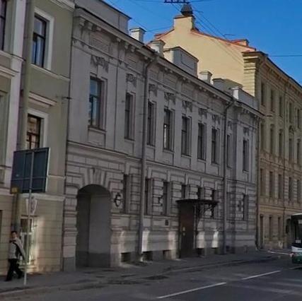 Санкт-Петербург, ул.Глинки, 13