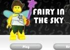 Игра Город Лего Полет Феи  +арты с феями winx club