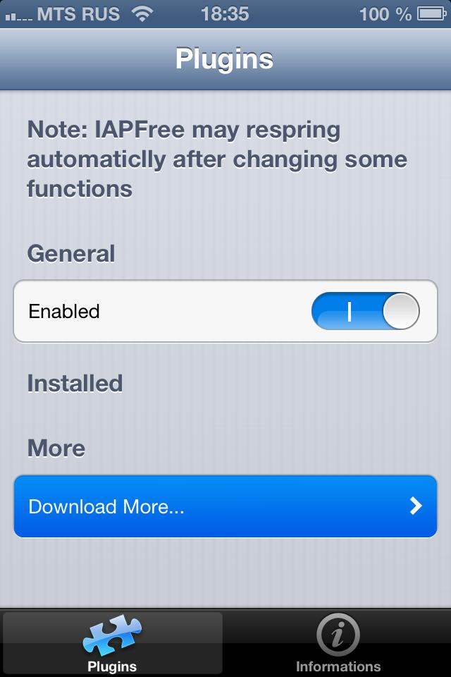 Iap tracker for the new ios 6xx anleitung: 1) go to cydia / verwalten / quellen / bearbeiten / hinzufügen 2) füge diese quelle hinzu: 3) install the app in the new