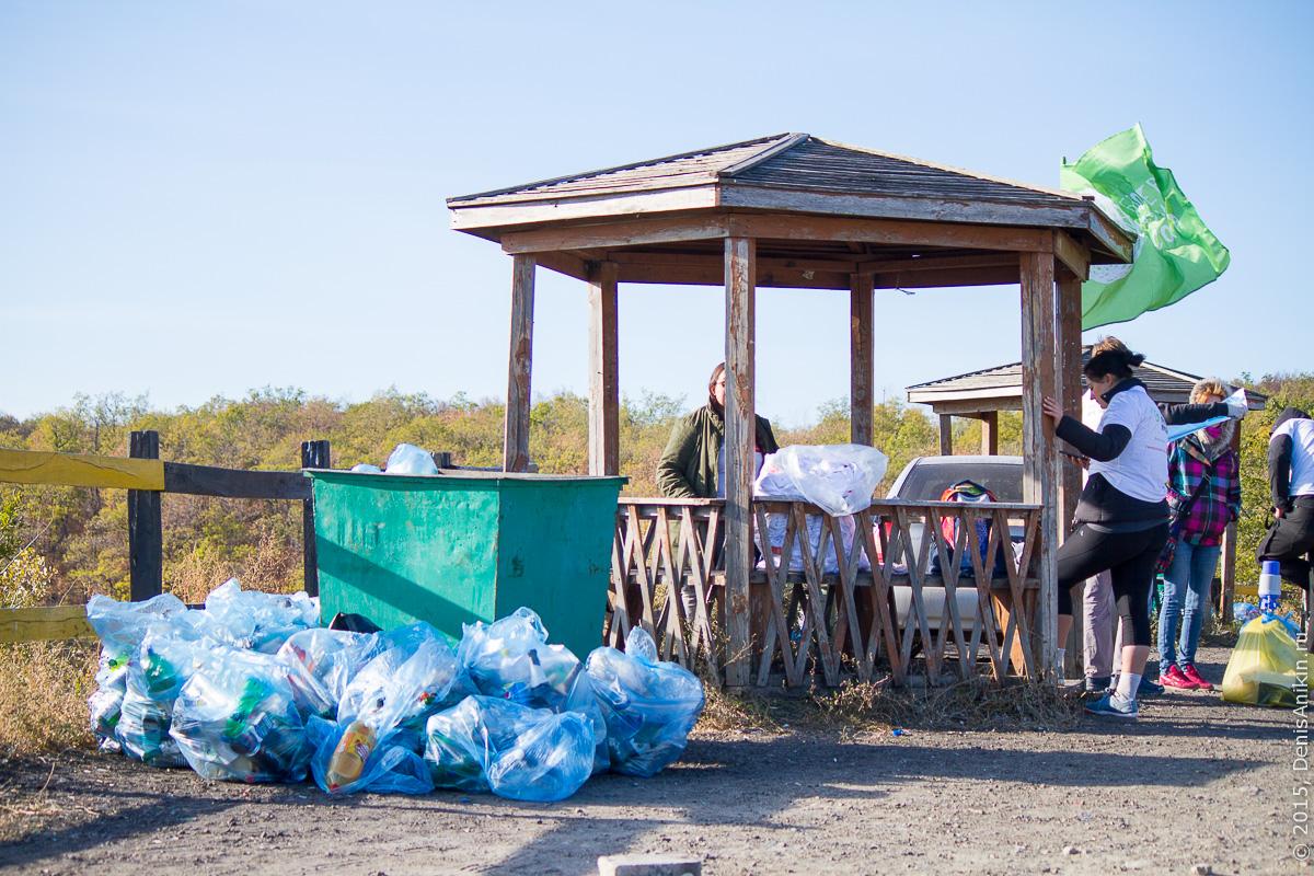 Блогер против мусора 2015 11