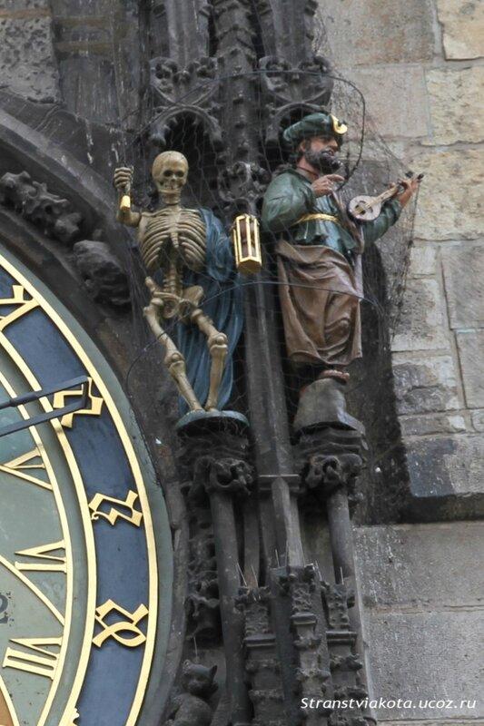 Прага, Староместская Ратуша, Часы Орлой