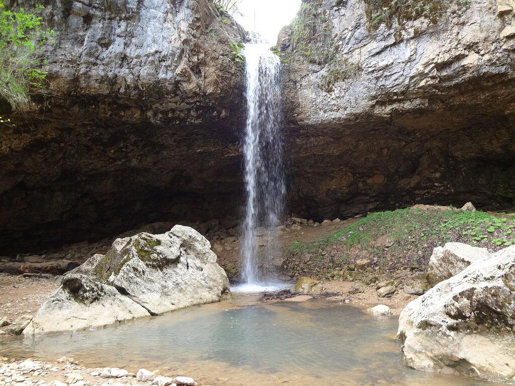 шикарный Чинарский водопад