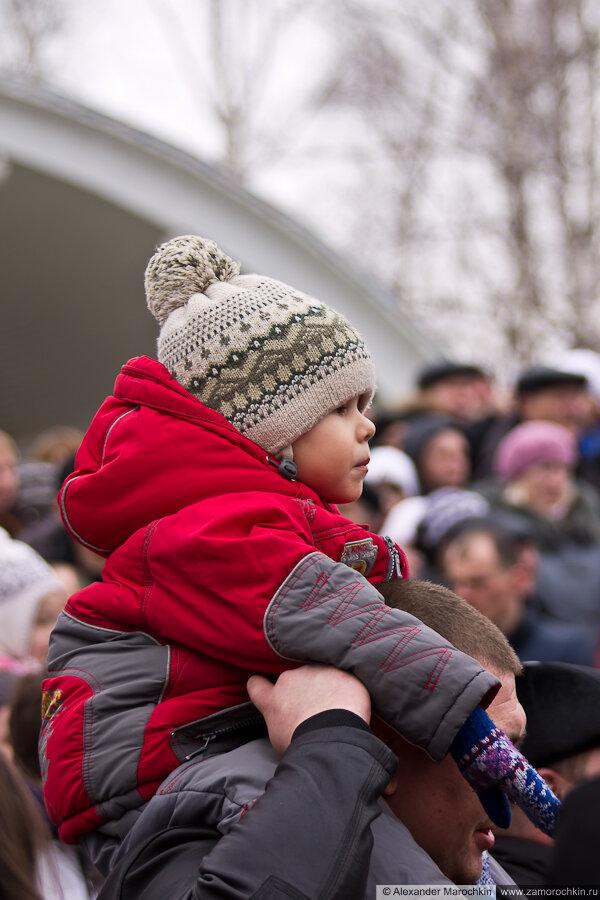 Лица праздника | Масленица в Саранске 17.03.2013