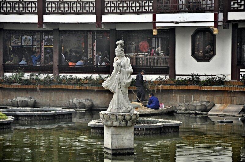 Китай. Щанхай. Сад Радости