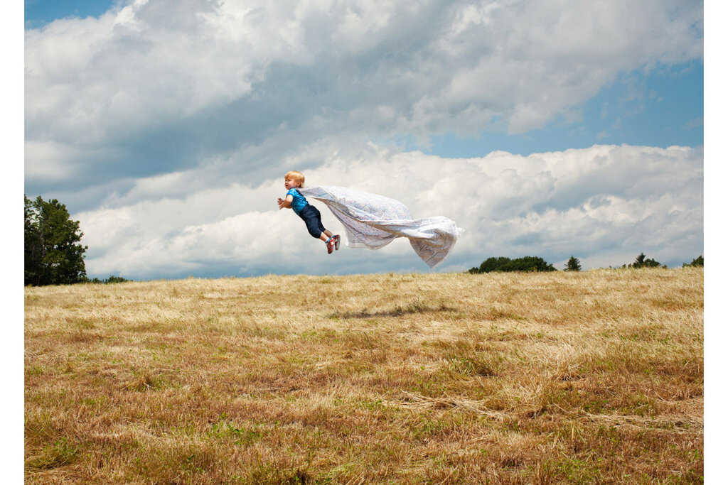 Летающий пацан Генри