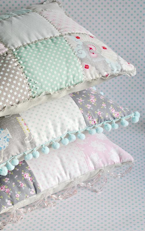 подушки своими руками