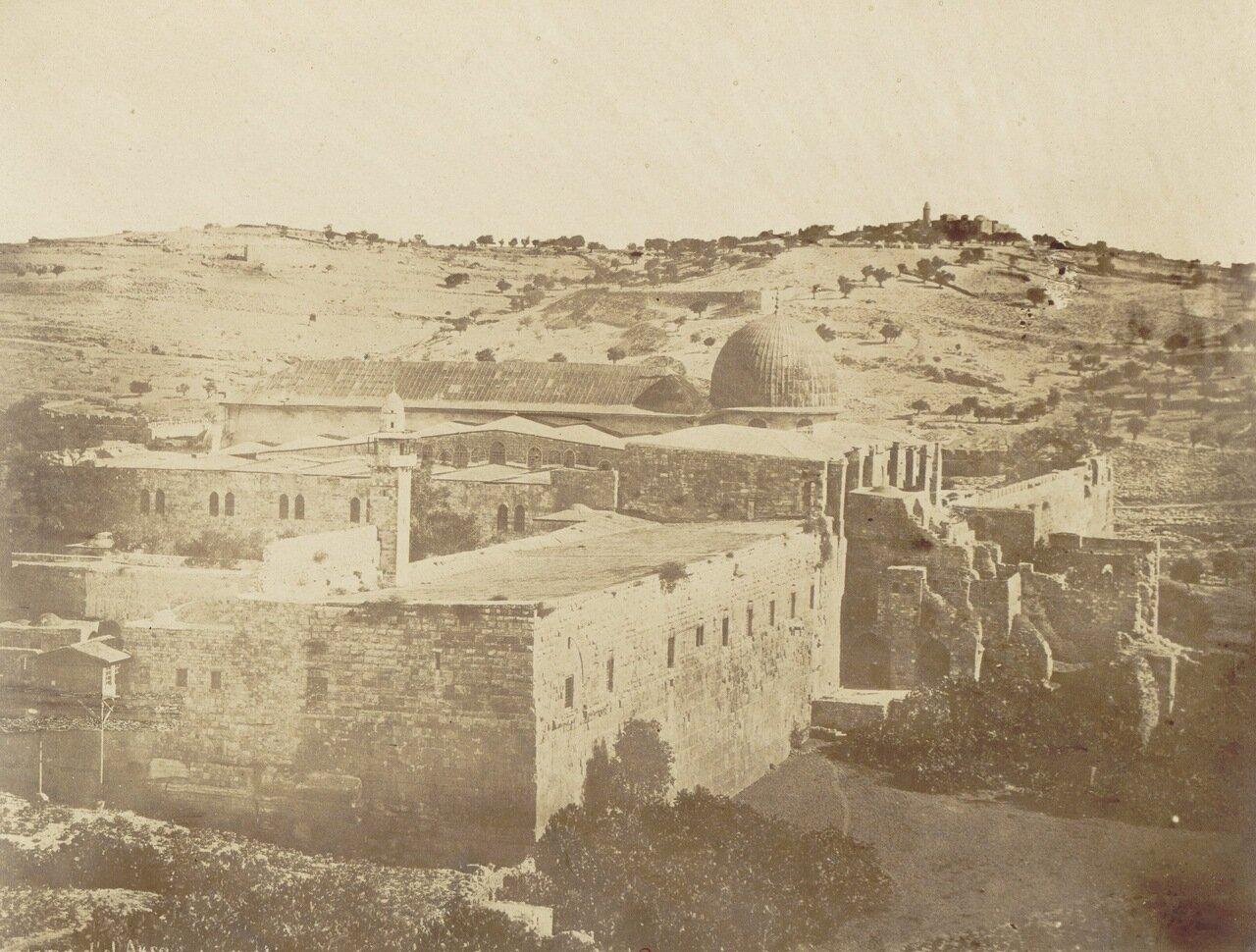 Мечеть Омара. Иерусалим