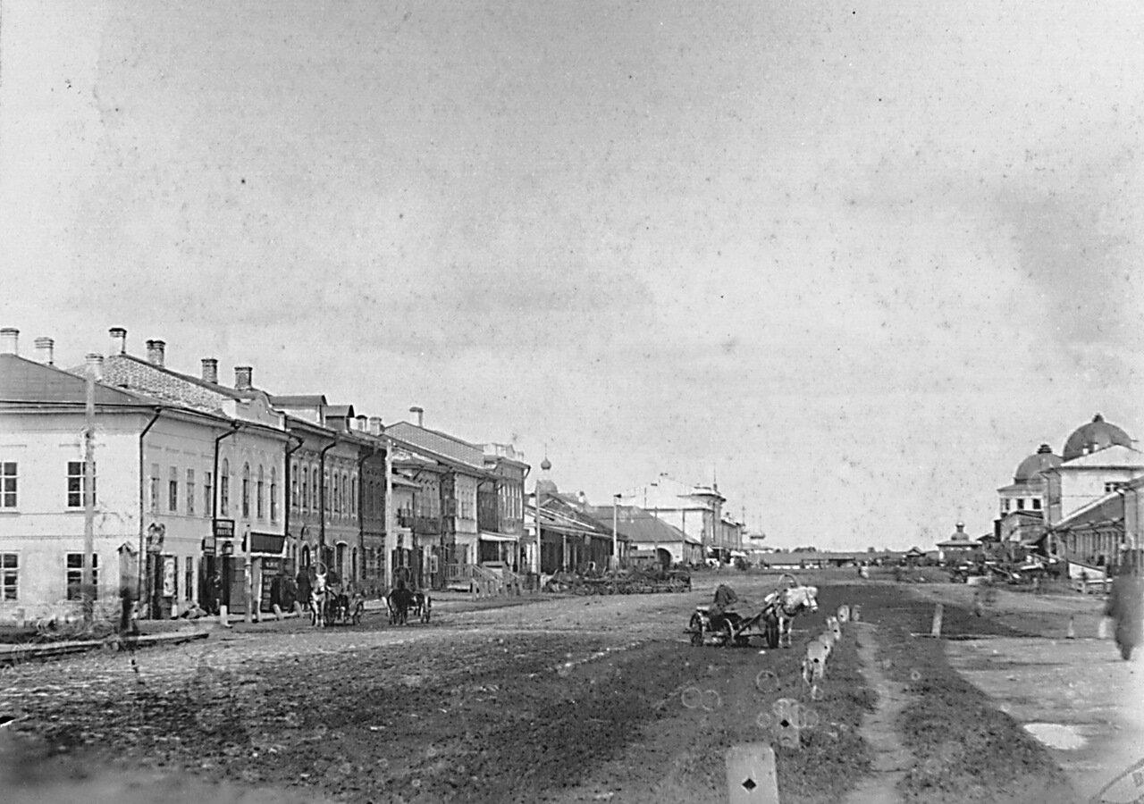 Гостиннодворская улица