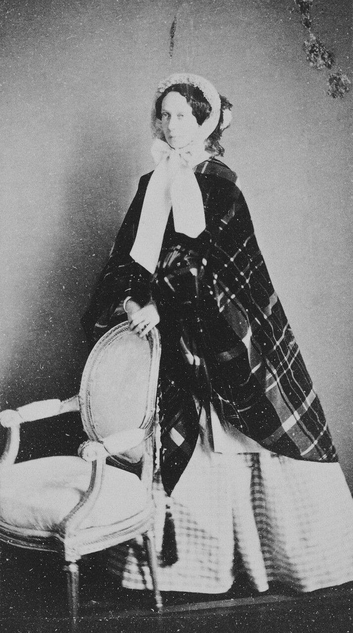 Мария Фёдоровна, 1860