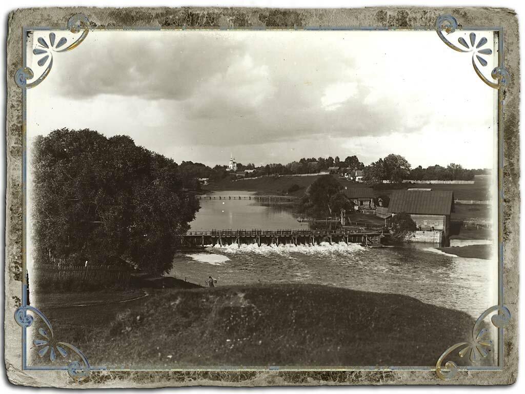 Плотина на Кашинке